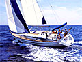 Bavaria 44 yacht for those special romantic moments - take a cruise before or after your wedding in Cyprus