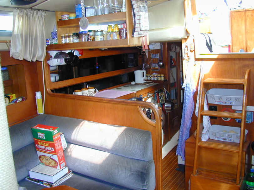 Moody 346 yacht for sale