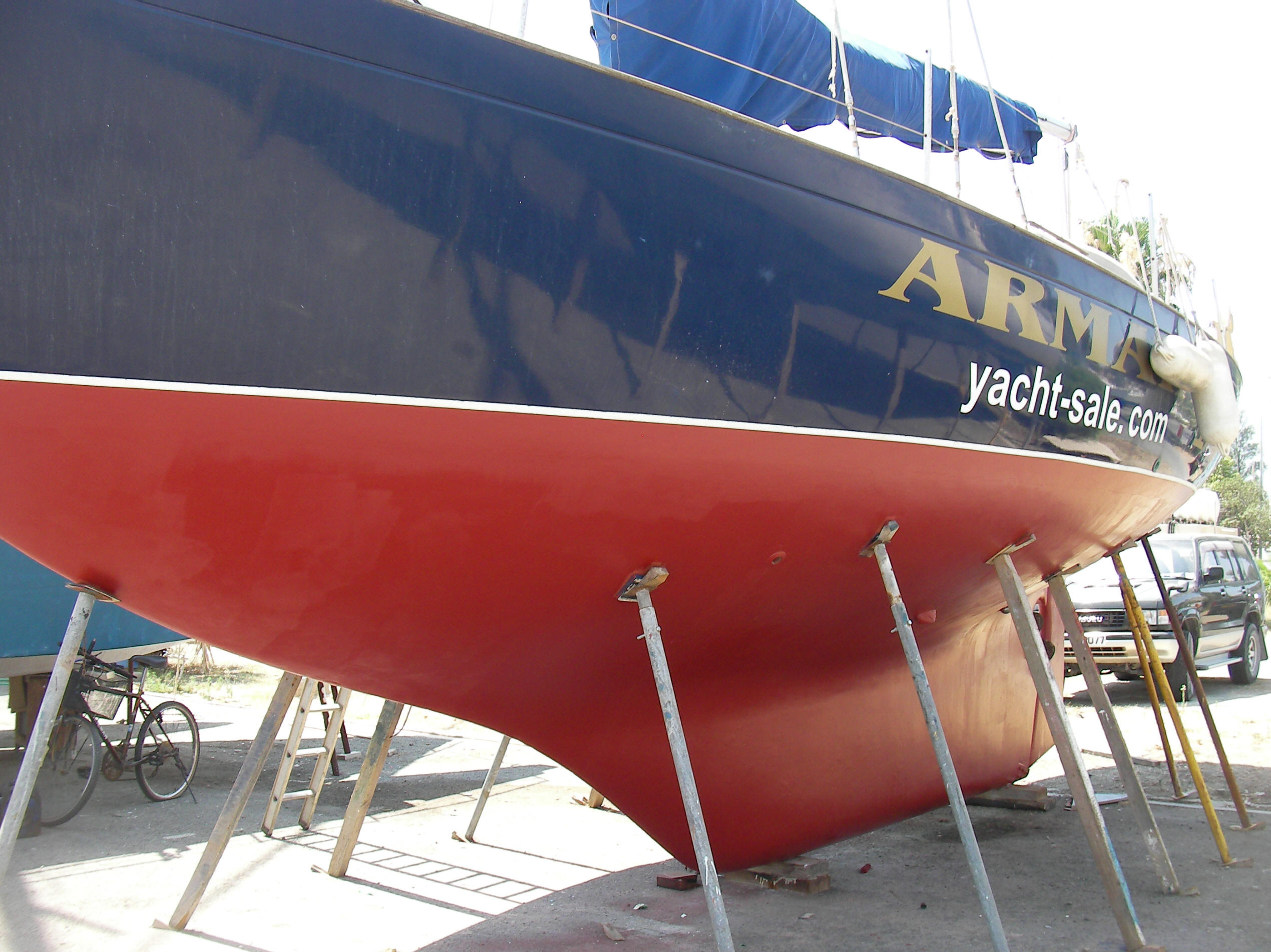 Crew Boats For Sale >> Bowman 36 classic sailing cruiser racer for sale