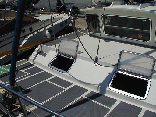 28 Fisher Catamaran Built By Fairways Catfisher