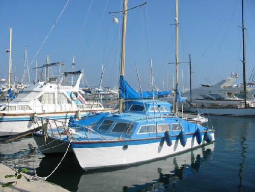Oceanic catamaran for sale