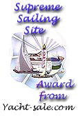 Yacht sale award - If you have a site about sailing or anything maritime related you may apply.