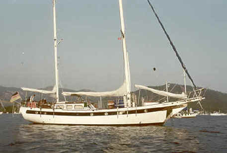 Formosa 51 Yacht For Sale